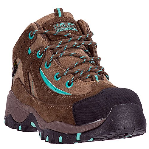 Work Boots Tan Hiking Guard Women's XRD Composite Toe MCRAE Brown Met fFwnqaY8fW