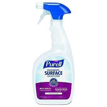 Amazon.com: Purell 3341-03 Foodservice Surface Sanitizer 32 oz ...