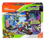 Mega Construx Teenage Mutant Ninja Turtles Leo Turtle Glider Pursuit Building Set