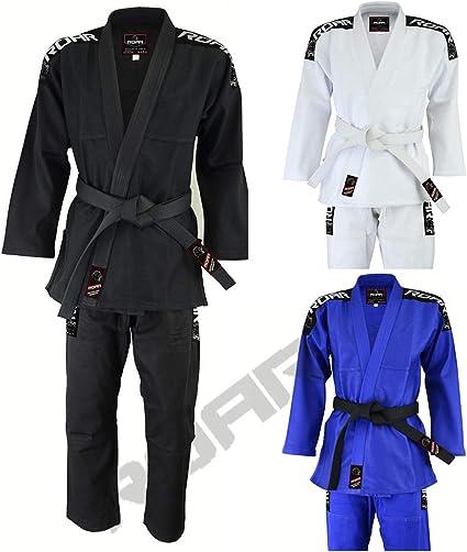 VERUS Brazilian Jiu Jitsu Gi Belts 100/% Cotton Material MMA BJJ Kimono Belt