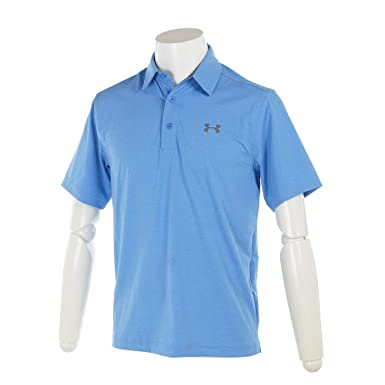 Under Armour Hombre Playoff con ventilación Polo: Amazon.es: Ropa ...