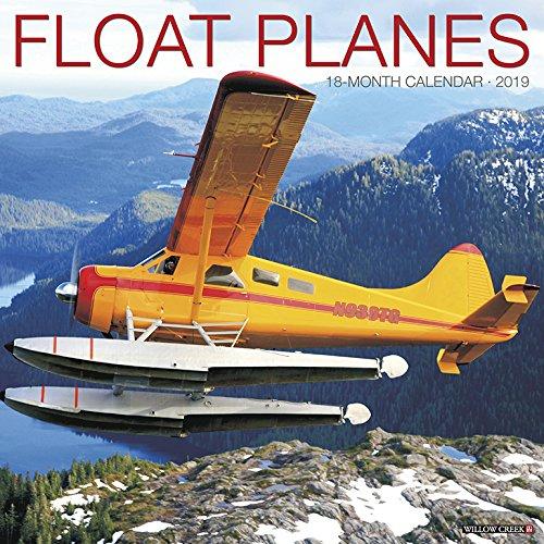 (Float Planes 2019 Wall Calendar)
