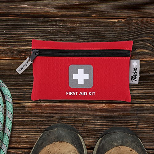 First Aid Kit – 66 Pieces – Small and Light Bag - Packed with Medical ... - 61%2BpwGctX L