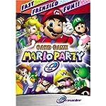 E-Reader Mario Party - Game Boy Advance