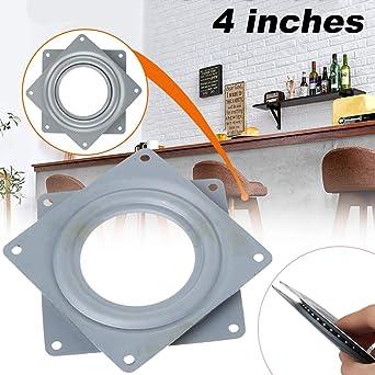 S-Wang - Soporte giratorio para mesa de escritorio con 4 ...