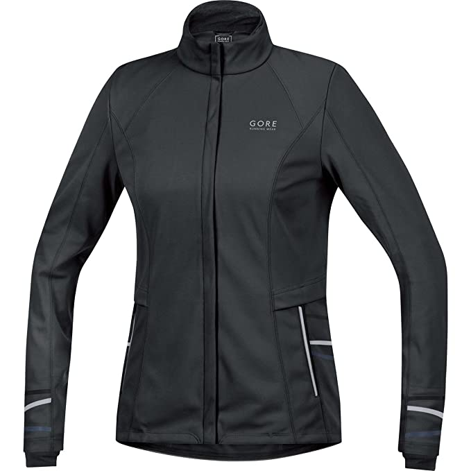 faac8fb5eda5 GORE RUNNING WEAR, Giacca Corsa Donna, Calda, GORE WINDSTOPPER Soft Shell,  MYTHOS LADY 2.0 WS SO, JWSMYL: Amazon.it: Abbigliamento