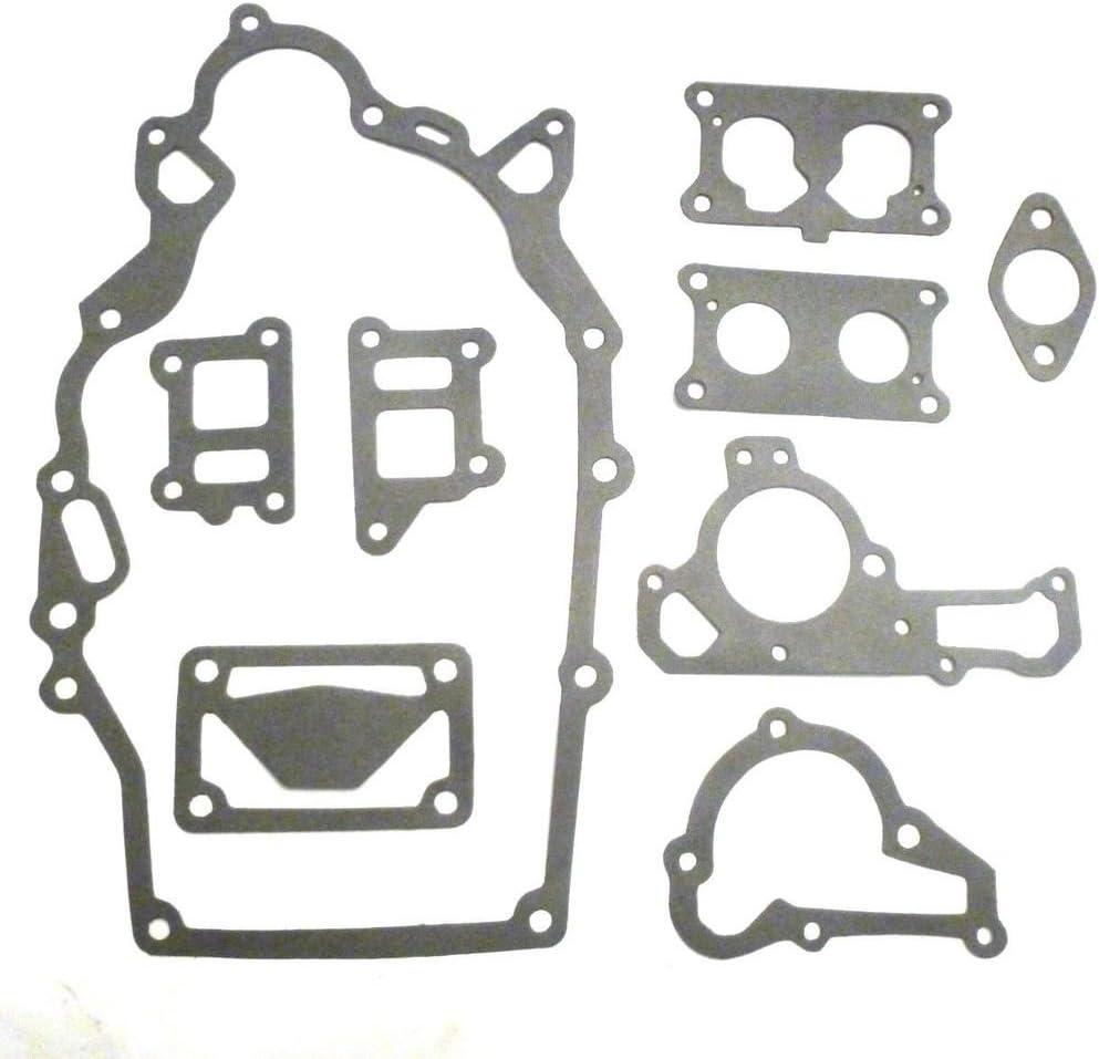 M-G 330456 Engine Gasket Kit Set for Kawasaki Mule KAF620 KAF 620 2500 2510 3000 3010