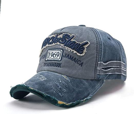 sdssup Sombrero Moda Antigua desgastada Gorra de béisbol 1969 ...