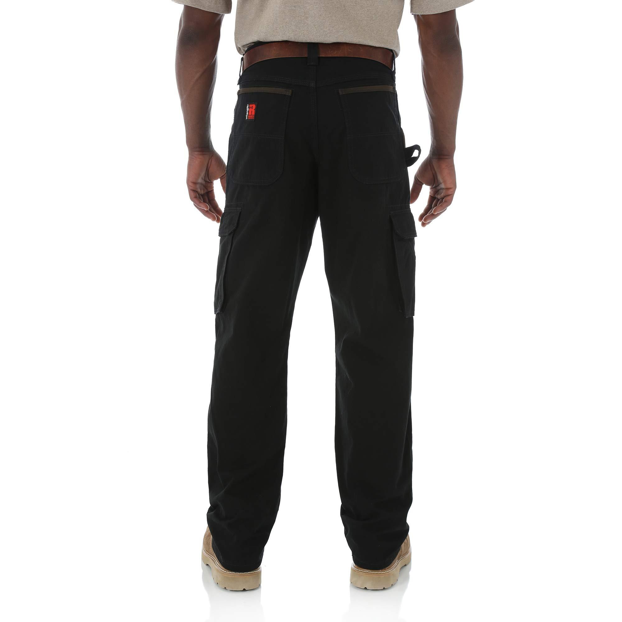 Riggs Workwear by Wrangler Mens Ranger Pant,Navy,30x34