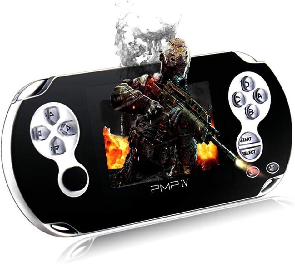 Rongyuxuan Consola de Juegos portátil, Consola de Juegos Retro de 3
