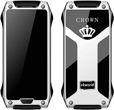 VKWorld Crown V8 Android Smartphone, 2 g gsm, 4.9 mm Ultra-Slim ...