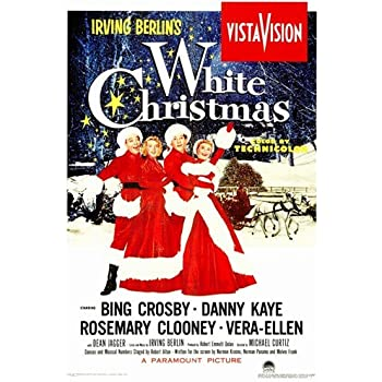 Amazon.com: White Christmas - Movie Poster - 11 x 17: Prints ...