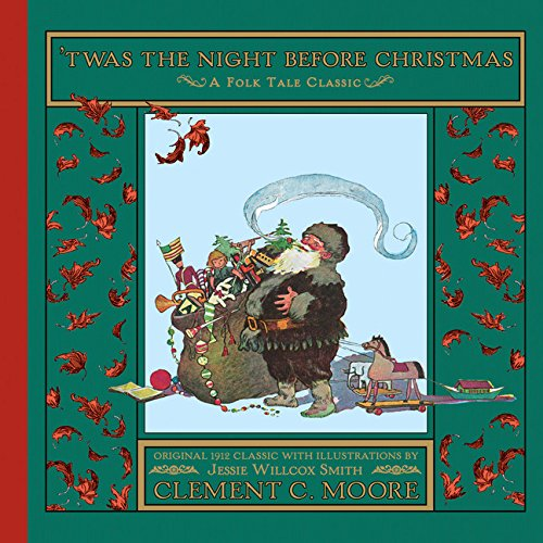 'Twas the Night Before Christmas (Holiday Classics) (Twas The Night Before Christmas Original Poem)