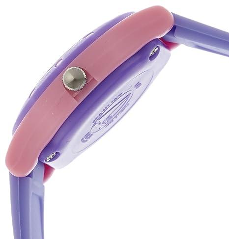 Q&Q Regular Analog Purple Dial Children