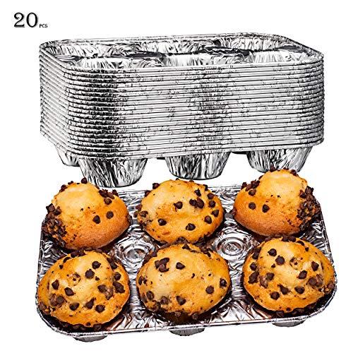 Elite Selection Aluminum Foil Pans (Muffin Pan's)