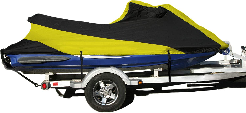 PWC Jet ski cover-Grey Fits Yamaha Wave Runner SUV 1200 1999-2004