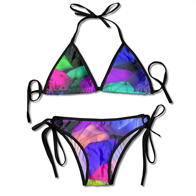 1bd0da5a3bd Amazon.com: Bebby Shop Lumiere London Women Girls Thin Belt Bikini ...