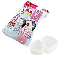 Sungpunet 1 X Set of 2 Triangle Onigiri Musubi Rice Mold