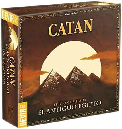 Los Colonos de Catan: Egipto: Amazon.es: Juguetes y juegos