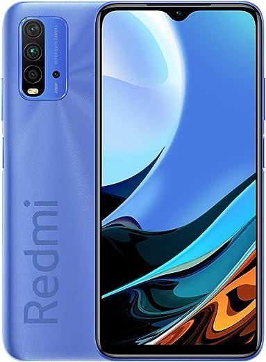 Redmi 9 Power (Blazing Blue, 4GB RAM, 64GB Storage) - 6000mAh Battery | 48MP Quad Camera