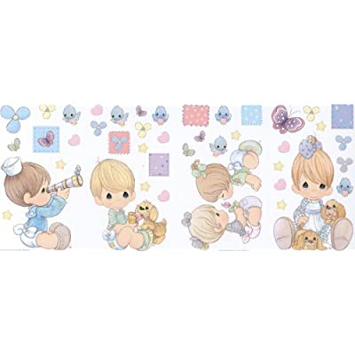 Priss Prints Precious Moments Jumbo Wall Decor Stick-Ups: Baby