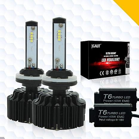 Kit de conversión de Bombillas LED para Faros Delanteros Modify-GT 6000 K, luz