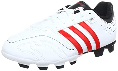 newest d7798 73b51 adidas Performance 11Questra TRX FG J Q23864, Jungen Fußballschuhe, Weiß  (RUNNING WHITE FTW