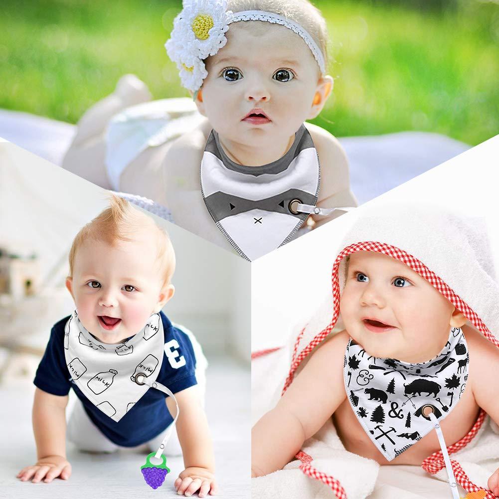 20 Stile Wasserdicht Kleinkind Kind Säugling Baby 0-4 Jahre Mit Tasche Lätzchen