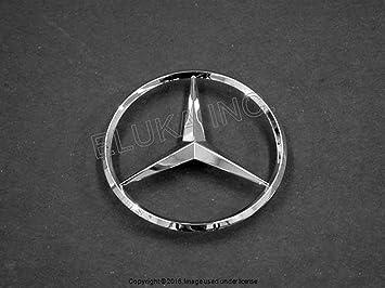 Mercedes-Benz - Adhesivo para maletero, diseño de estrella E320, E350, E500