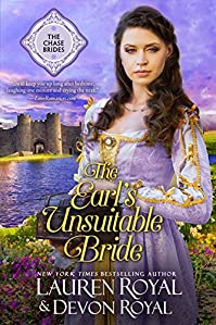 The Earl's Unsuitable Bride by Lauren Royal ebook deal
