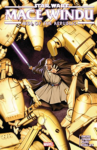 Star Wars: Jedi of the Republic - Mace Windu (Star Wars: Jedi of the Republic - Mace Windu (2017))