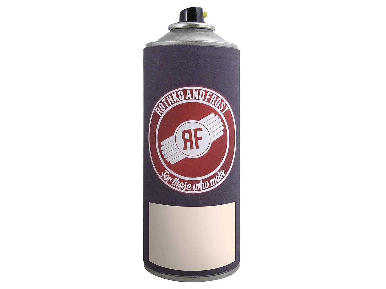 dartfords Cellulose Guitar Paint (Shell Pink, 400ml Aerosol Spray Can)