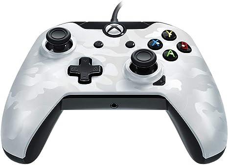 PDP - Mando Licenciado Nueva, Color Camuflaje Blanco (Xbox One ...