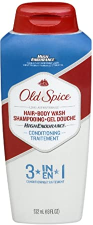 Old Spice He Bw Hair Body Size 18z Old Spice High Endurance Conditioning Hair Body Wash 18oz