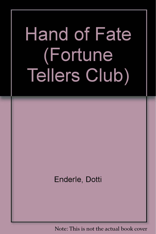 Download Hand of Fate (Fortune Tellers Club) pdf epub