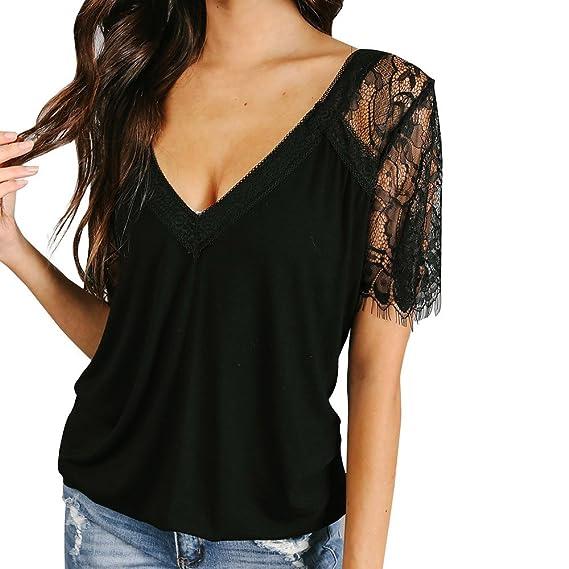 economico per lo sconto dd216 5c3d8 Elegante Camicie da Donna CLOOM,Moda Femminile Allacciare Manica ...