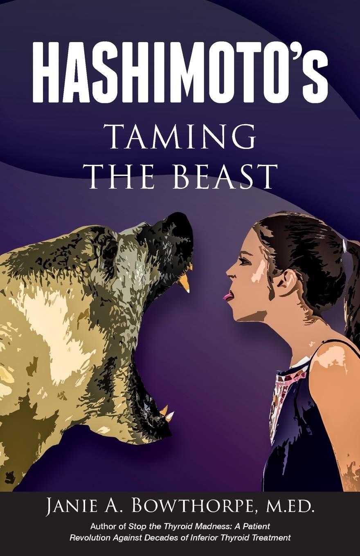 Hashimotos Taming Beast Janie Bowthorpe product image