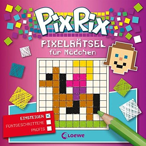 Pix Rix: Pixelrätsel für Mädchen
