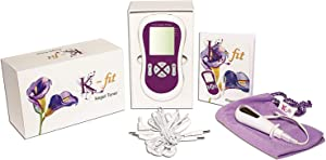 K-fit Kegel Toner for Women - Electric Pelvic Muscle Exerciser for Automatic Kegels for Women
