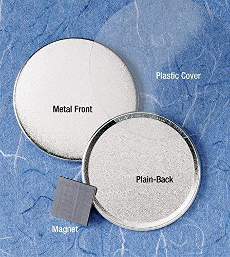 "Badge-A-Minit 3760-B Genuine Badge-A-Minit 3"" Magnetic-Ba..."