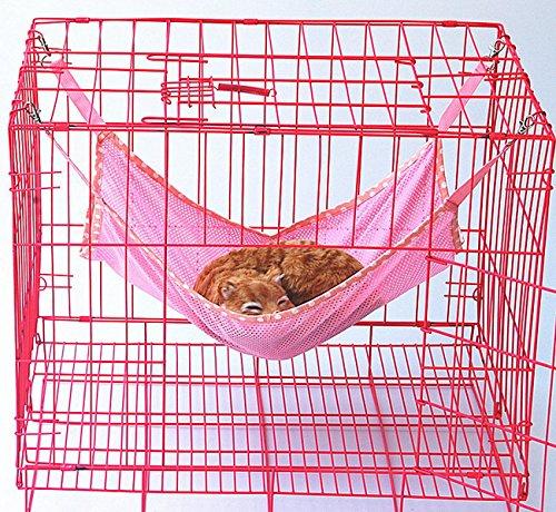 jii2030shann eaby pet cat tent cat hammock tent breathable mesh cloth cat cage cat litter four seasons general hanging hammock, cat tent