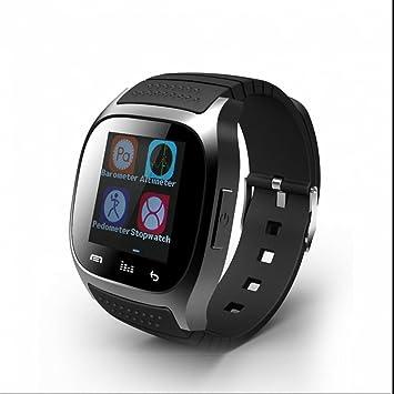 Montre Connectée Bluetooth Montre de sport Smart watch,Compteur de Calories,Style Luxueux,