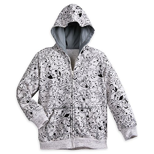 Disney 101 Dalmatians Fleece Jacket - Boys Size 3