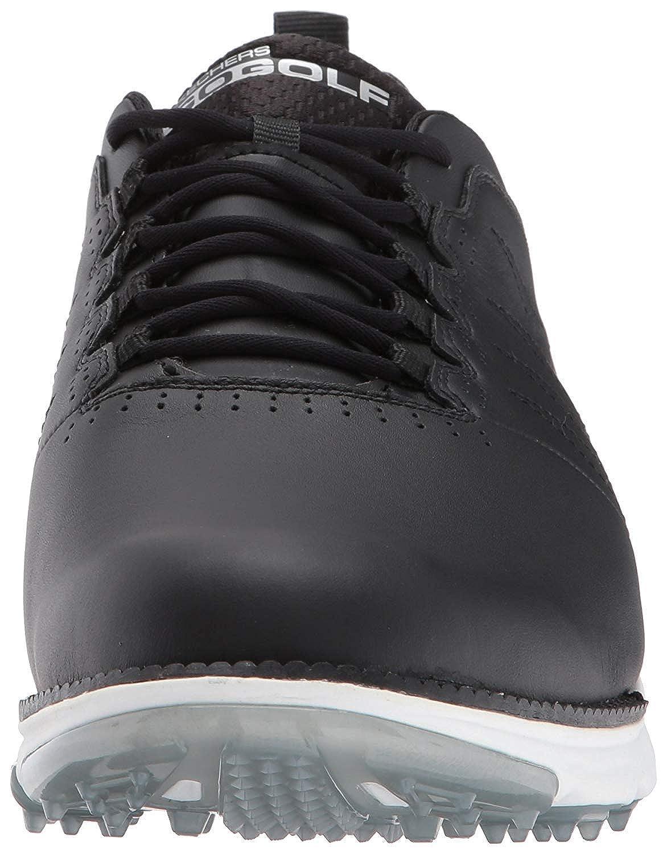 [スケッチャー] Performance Men`s Go Golf Elite 3 Golf Shoe,Black,7.5 M US (並行輸入品) 9.5 M US ブラック/ホワイト B07MNL625T