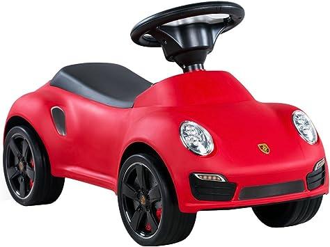 Bentley - macchinina a Spinta per Bambini - Porsche 911 - Rosso