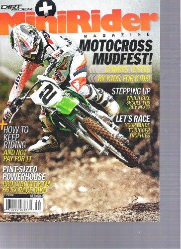 Dirt Rider Mini Rider Magazine (Motorcross mudfest, (Ktm 65 Race)