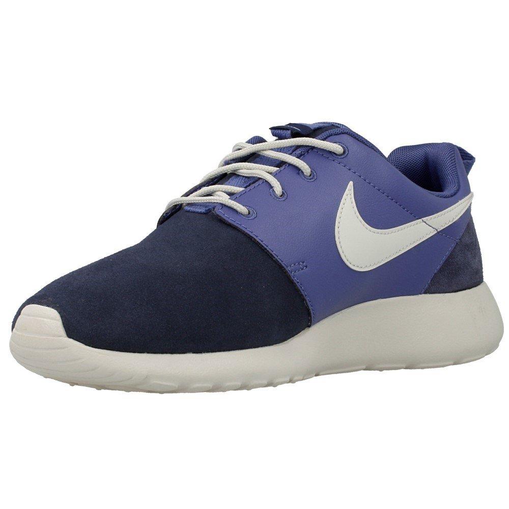 d3835acd30d3 Galleon - Nike - Rosherun Premium - 525234401 - Color  Navy Blue ...