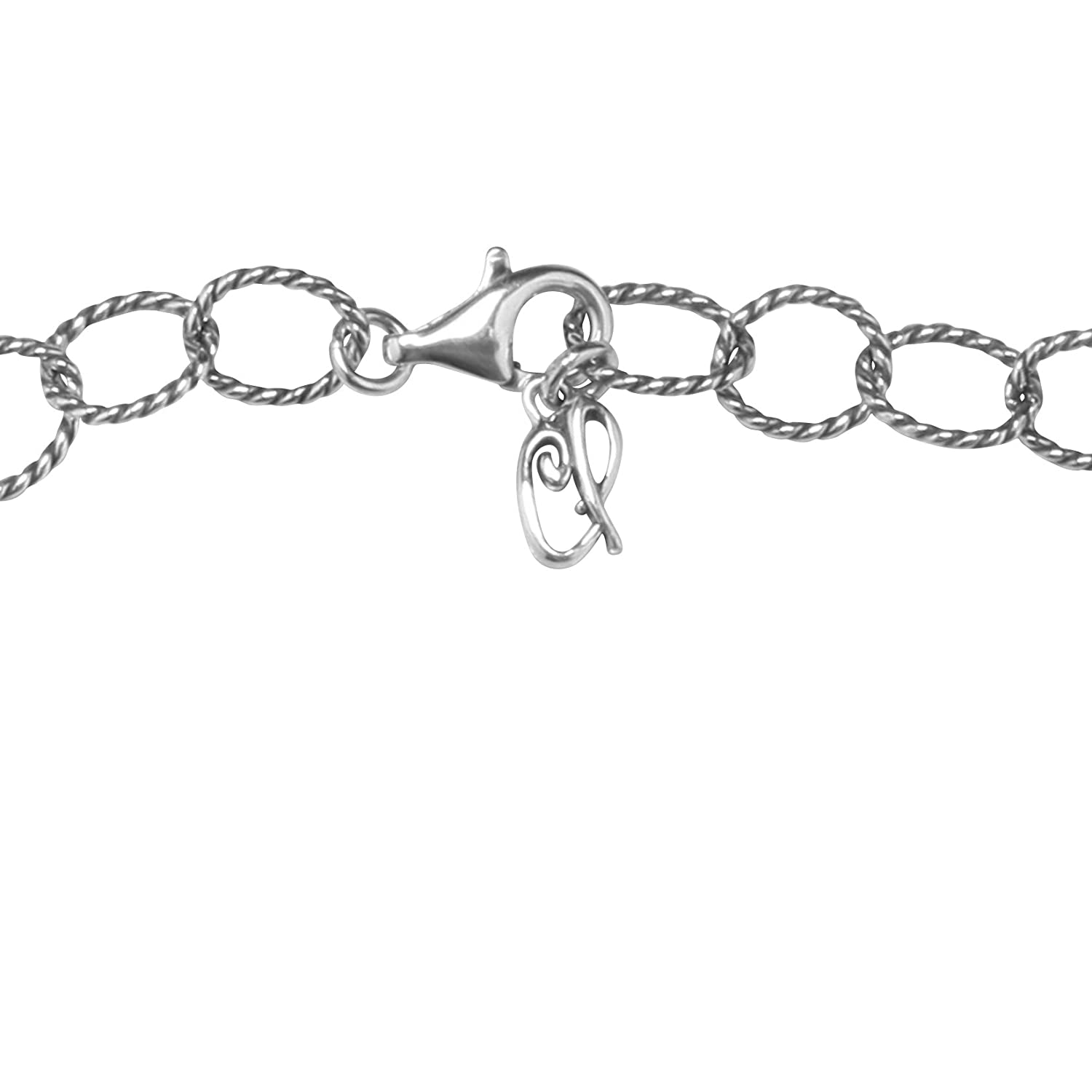 Carolyn Pollack Genuine Sterling Silver 28 Chain Necklace