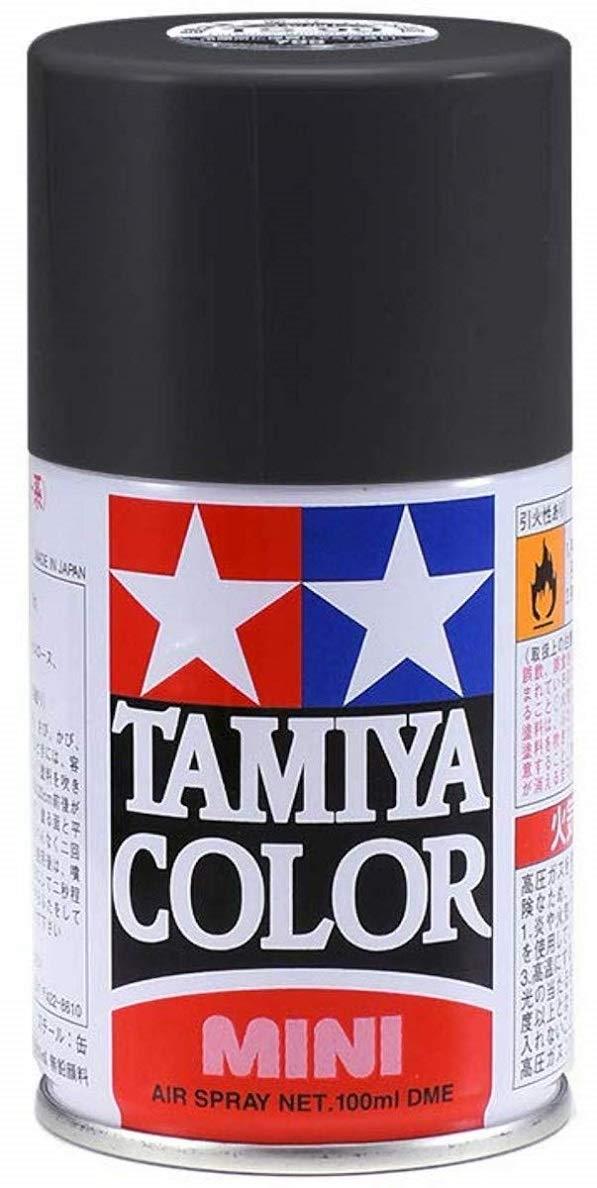 TAMIYA USA TAM85014 Spray Lacquer TS-14 Black