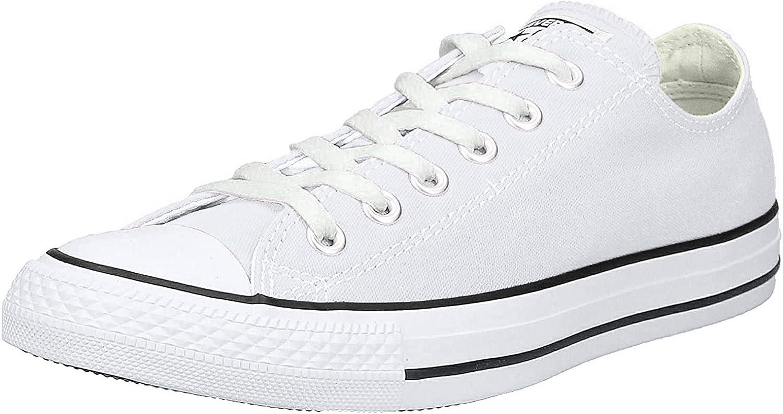 Converse Chuck Taylor All Star Ox, Zapatillas para Hombre: Converse: Amazon.es: Deportes y aire libre